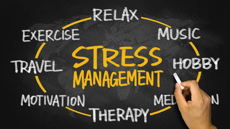 eutpatics stress management